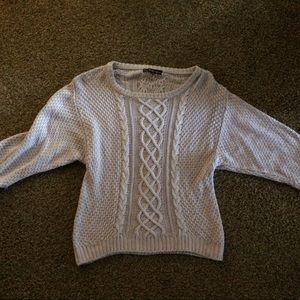 For Love & Lemons 🍋 Lavender sweater